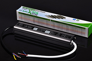 50W Waterproof IP67 Power Supply
