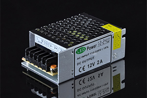 Non-waterproof 24W IP33 Power Supply