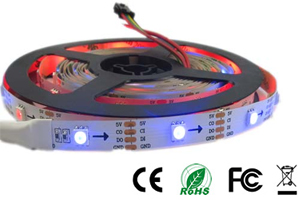 5V APA102 LED Strip Light