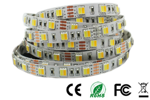 5050SMD CCT Adjustable LED Strip Lights