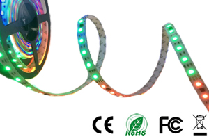 DMX512 RGB Pixel Digital LED Strip Lights