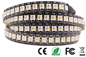SK6812 RGBW Pixel Digital LED Strip Lights