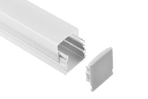 W21mm*H21mm*1000mm Aluminum Profiles